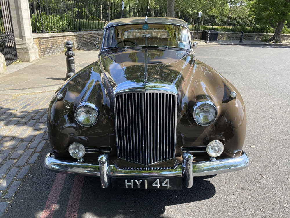 1958 Bentey S1 Saloon - amazing original condition For Sale (picture 11 of 24)