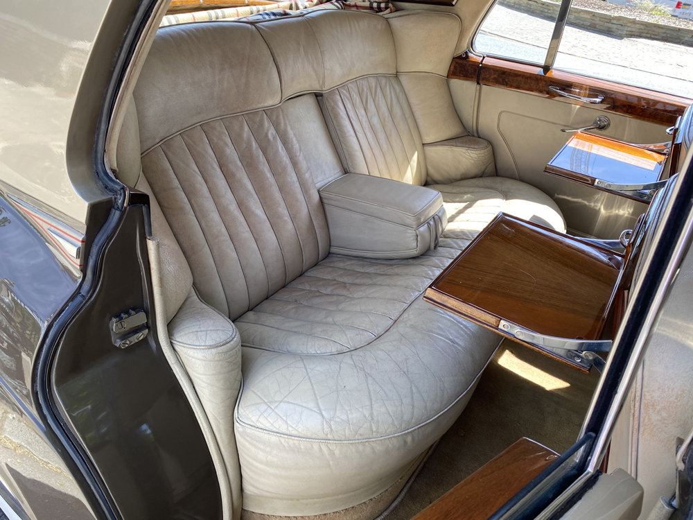 1958 Bentey S1 Saloon - amazing original condition For Sale (picture 13 of 24)