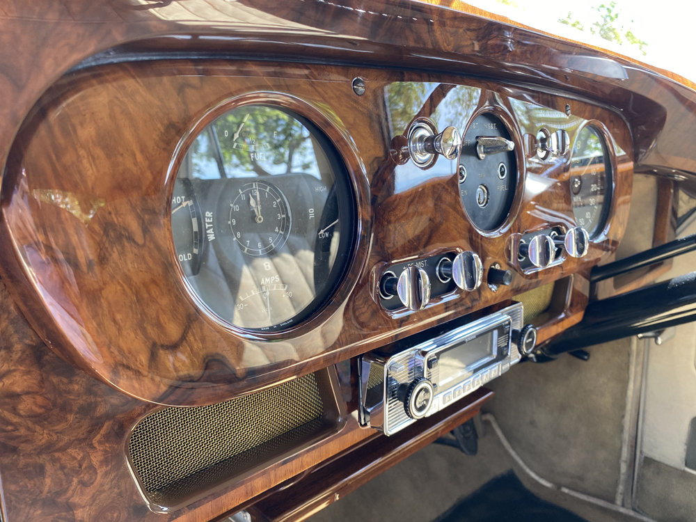 1958 Bentey S1 Saloon - amazing original condition For Sale (picture 15 of 24)