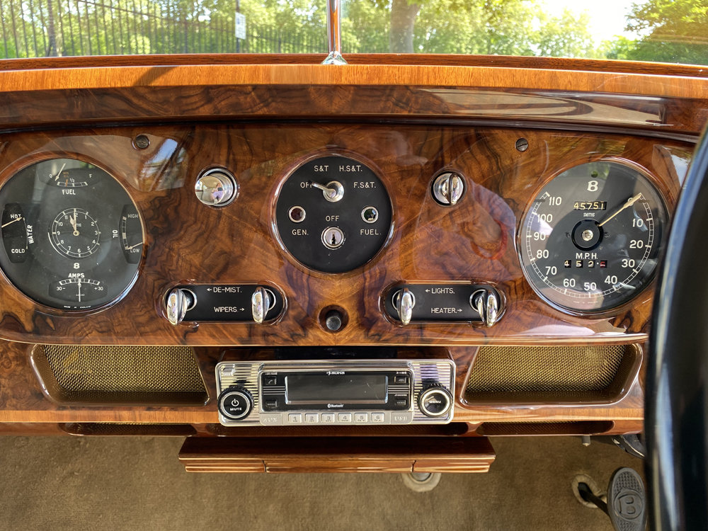 1958 Bentey S1 Saloon - amazing original condition For Sale (picture 16 of 24)