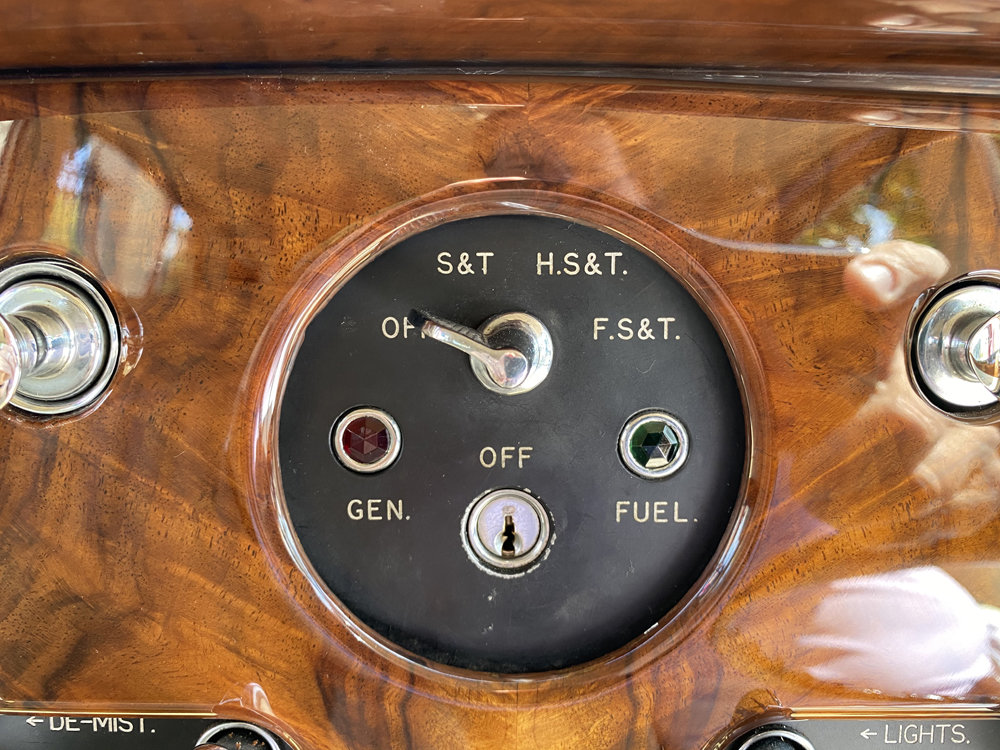 1958 Bentey S1 Saloon - amazing original condition For Sale (picture 17 of 24)