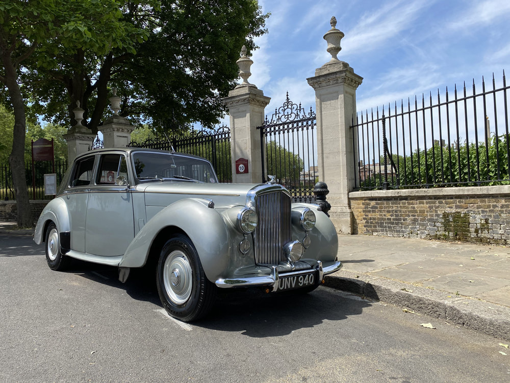 1953 Bentley R Type For Sale (picture 1 of 24)