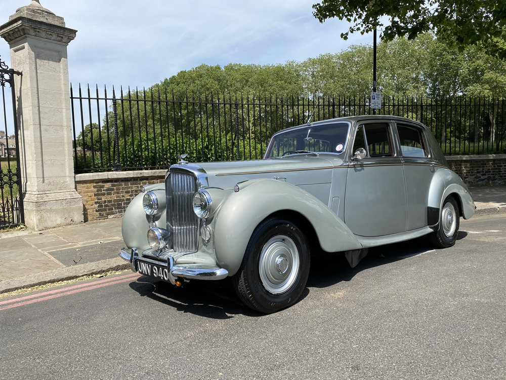 1953 Bentley R Type For Sale (picture 2 of 24)