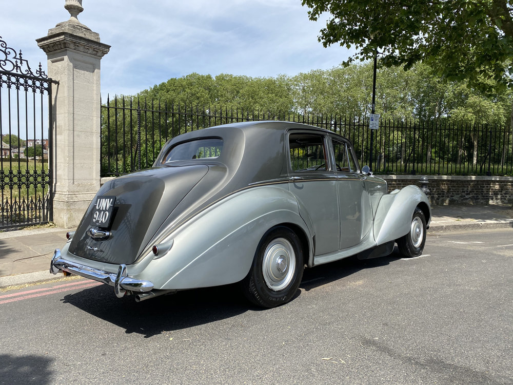 1953 Bentley R Type For Sale (picture 8 of 24)