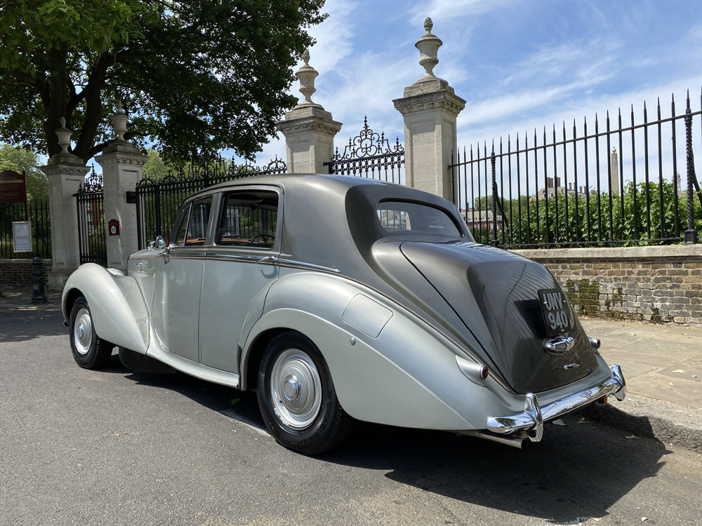1953 Bentley R Type For Sale (picture 9 of 24)