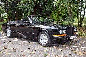 1996 1997 Model P Bentley Azure in Masons Black For Sale
