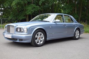 2003/03 Bentley Arnage R in Fountain Blue