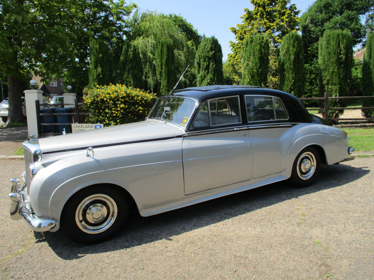 Bentley S2 Saloon 1960 STUNNING FAMILY OWNED SINCE 1982 For Sale (picture 22 of 24)