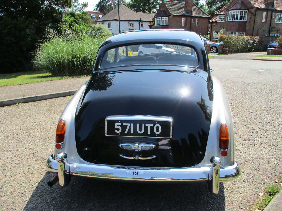 Bentley S2 Saloon 1960 STUNNING FAMILY OWNED SINCE 1982 For Sale (picture 23 of 24)