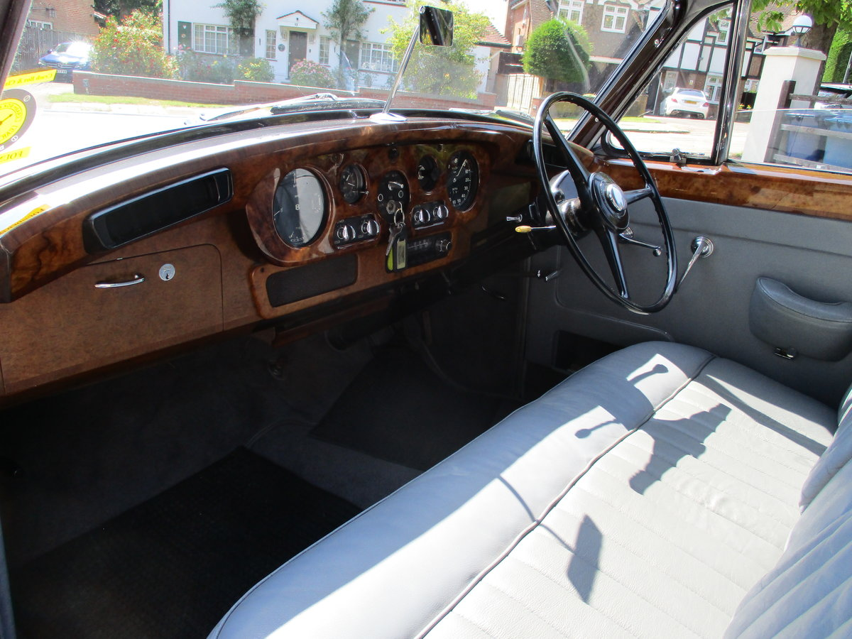 Bentley S2 Saloon 1960 STUNNING FAMILY OWNED SINCE 1982 For Sale (picture 24 of 24)