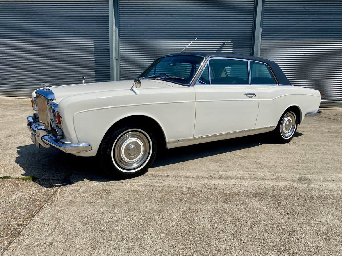1967 Bentley T1 2 Door Coupe By Mulliner Park Ward For Sale (picture 4 of 6)