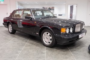 1995 Bentley Turbo R / Immense History : Short Wheel Base