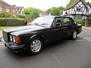 1991 Bentley Turbo R  92,000 miles OWNED AND LOVED  19 YEARS