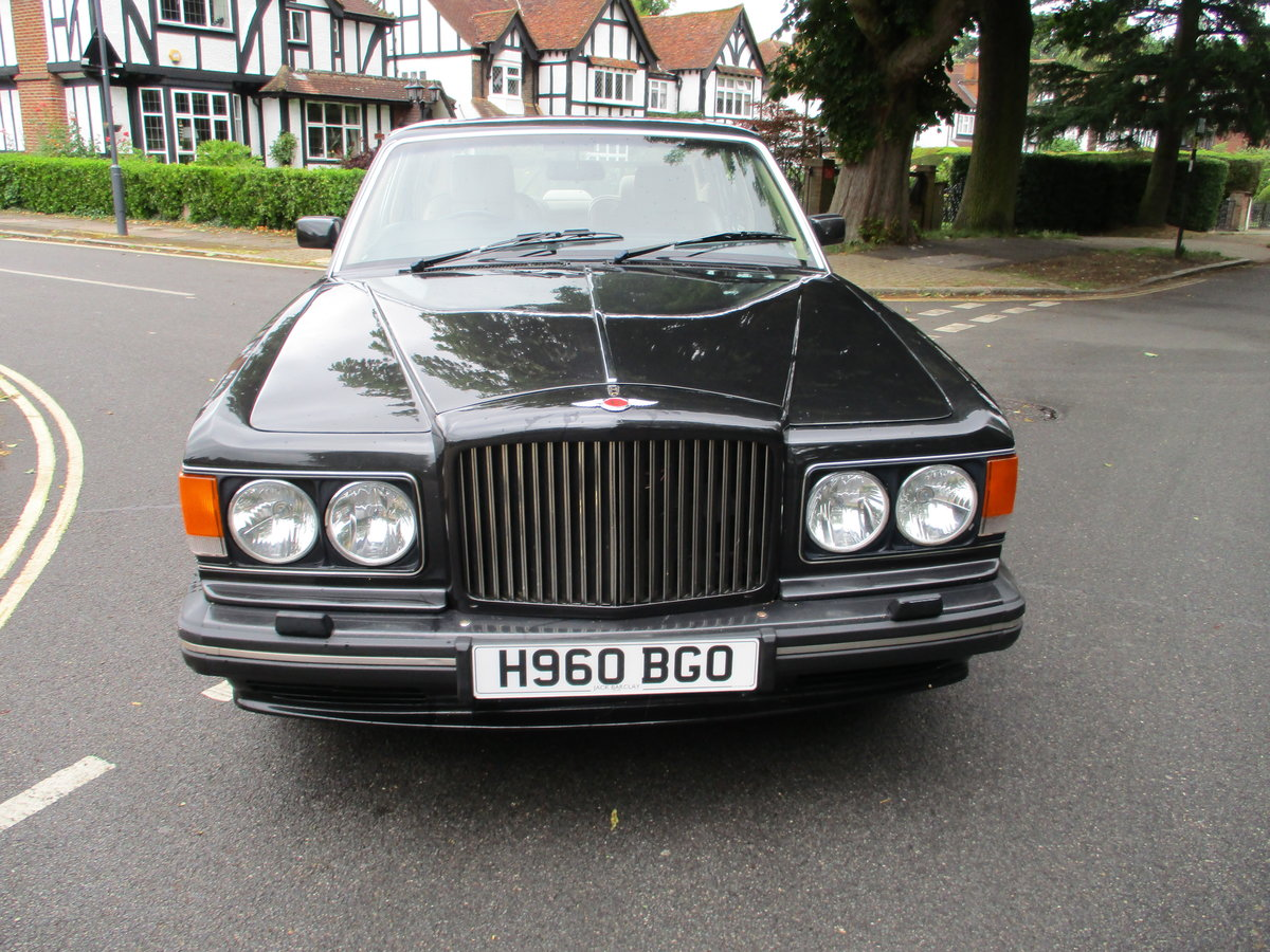 Bentley Turbo R 1991 92,000 miles OWNED AND LOVED  19 YEARS  For Sale (picture 2 of 17)