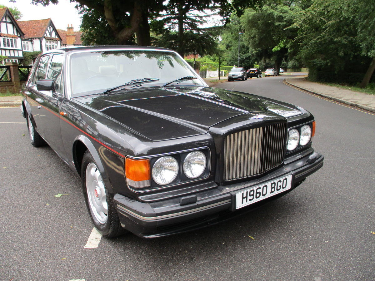 Bentley Turbo R 1991 92,000 miles OWNED AND LOVED  19 YEARS  For Sale (picture 6 of 17)