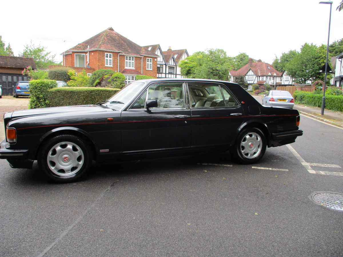 Bentley Turbo R 1991 92,000 miles OWNED AND LOVED  19 YEARS  For Sale (picture 7 of 17)