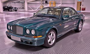 Picture of 1999 BENTLEY CONTINENTAL T RHD For Sale