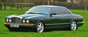 1995 Bentley Continental S. For Sale