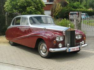 Bentley S1 Hooper Sports Saloon