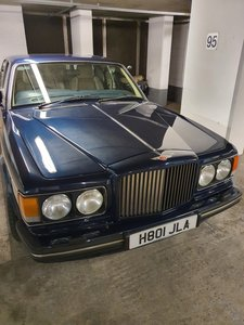 1990 BENTLEY TURBO R - LOT OF EXPENSES ON IT