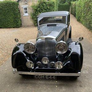 Bentley Derby Saloon 1935