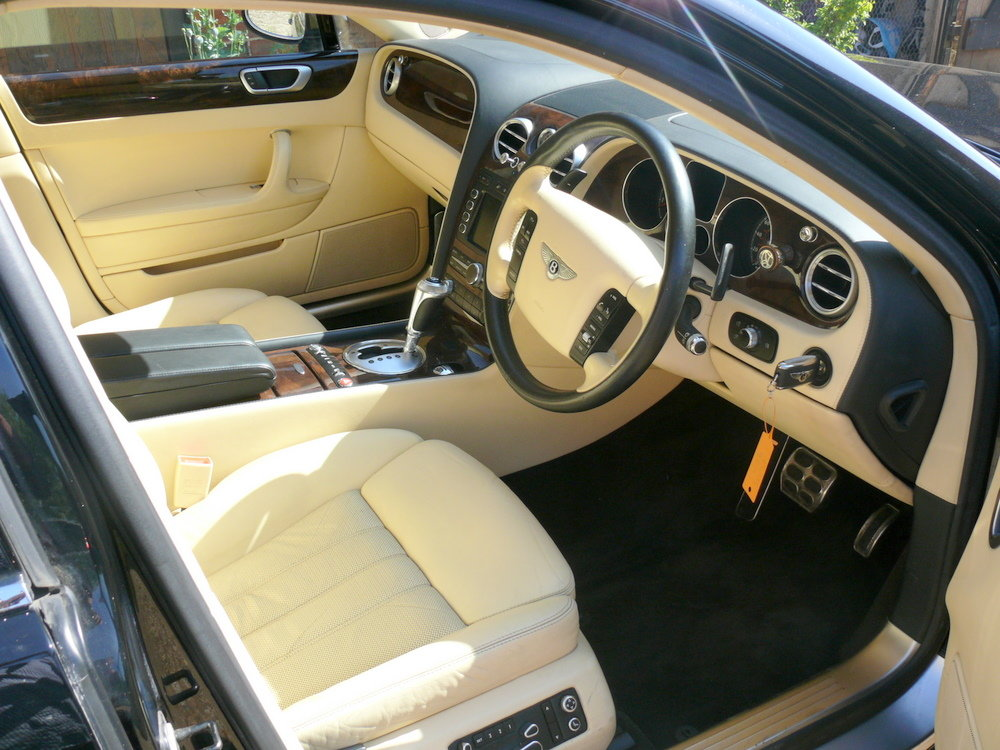 2006 Bentley Continental Flying Spur For Sale (picture 5 of 6)