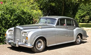 1957 BENTLEY S1 James Young Sports Saloon For Sale