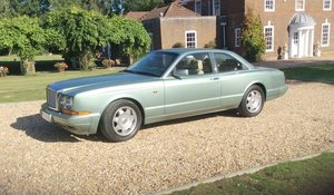 1995 BENTLEY CONTINENTAL S JUST 32500 MILES For Sale