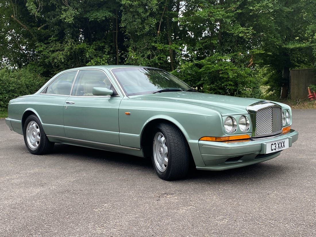 1995 BENTLEY CONTINENTAL S JUST 32500 MILES For Sale (picture 4 of 6)