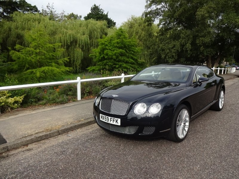 2009 Bentley Continental GT Speed SOLD (picture 1 of 6)
