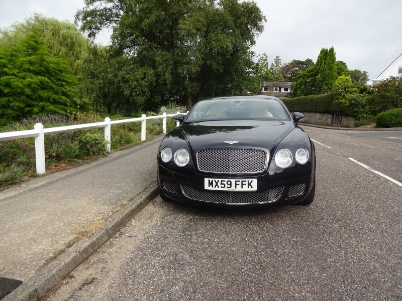 2009 Bentley Continental GT Speed SOLD (picture 2 of 6)