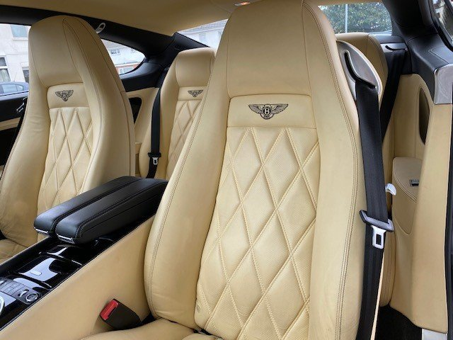 2009 Bentley Continental GT Speed SOLD (picture 5 of 6)