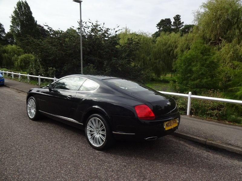 2009 Bentley Continental GT Speed SOLD (picture 6 of 6)