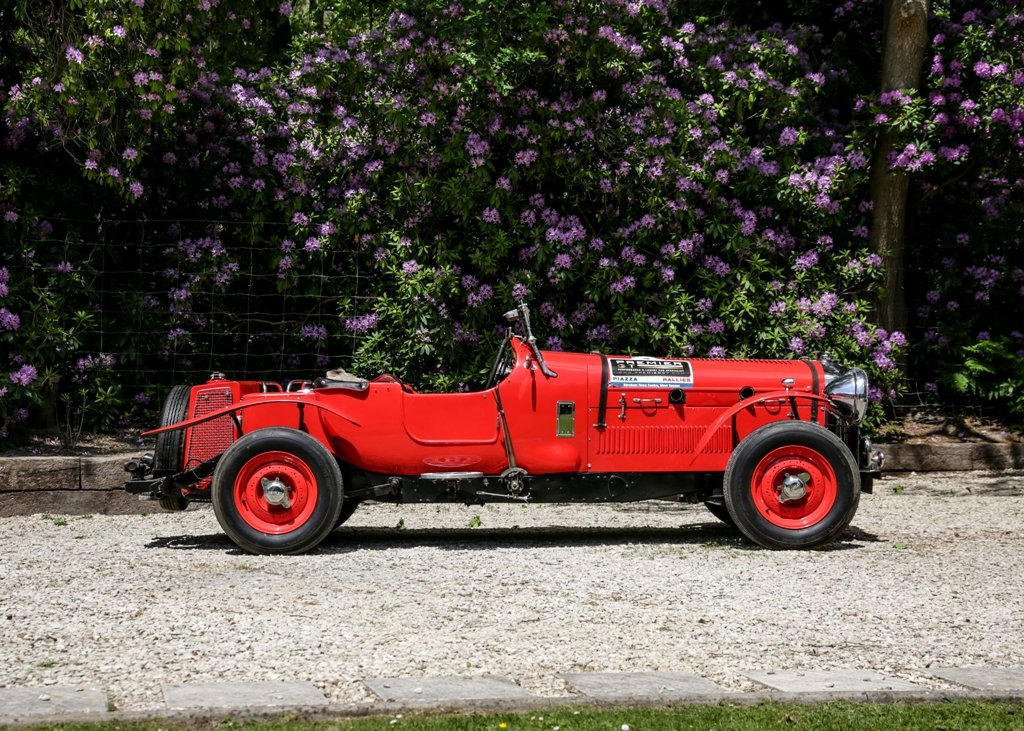 1928 Bentley Mk. VI 4 Litre Special SOLD by Auction (picture 1 of 6)