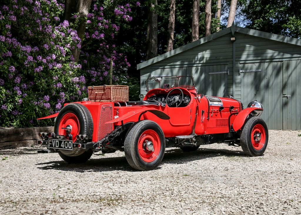 1928 Bentley Mk. VI 4 Litre Special SOLD by Auction (picture 2 of 6)