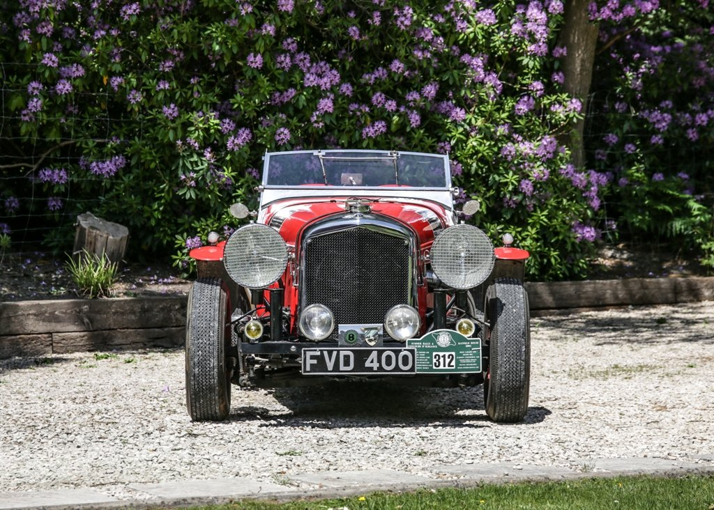1928 Bentley Mk. VI 4 Litre Special SOLD by Auction (picture 6 of 6)