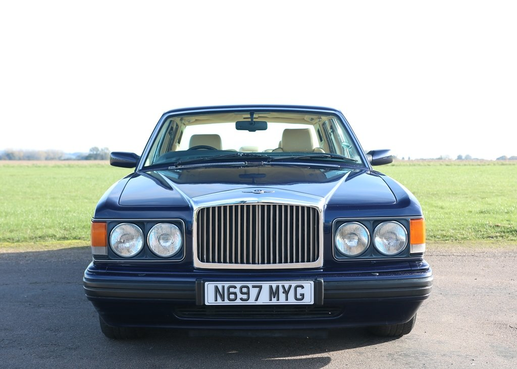1996 Bentley Brooklands SOLD by Auction (picture 1 of 6)