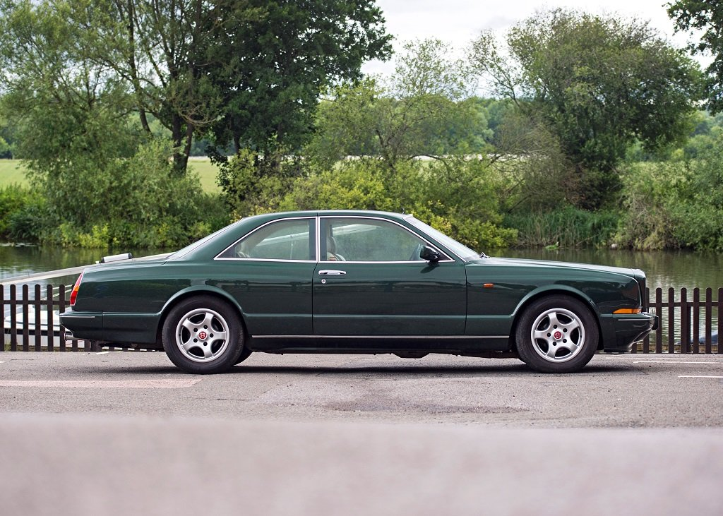 1992 Bentley Continental R SOLD by Auction (picture 2 of 6)