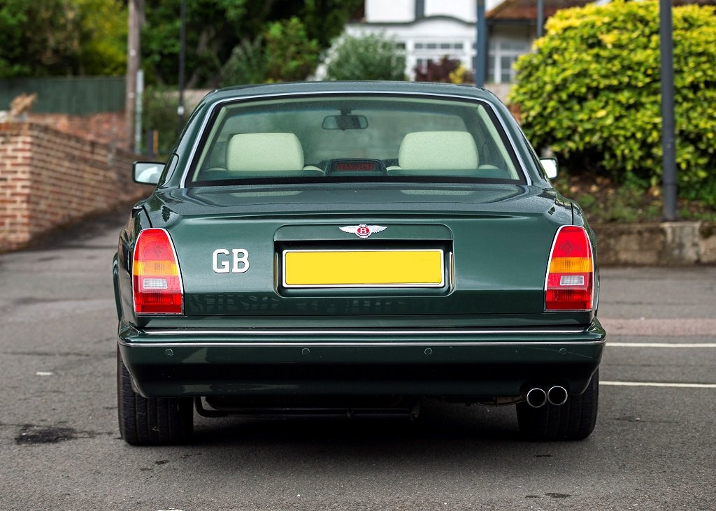 1992 Bentley Continental R SOLD by Auction (picture 3 of 6)