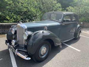 Picture of 1948 BENTLEY MK6 Saloon For Sale