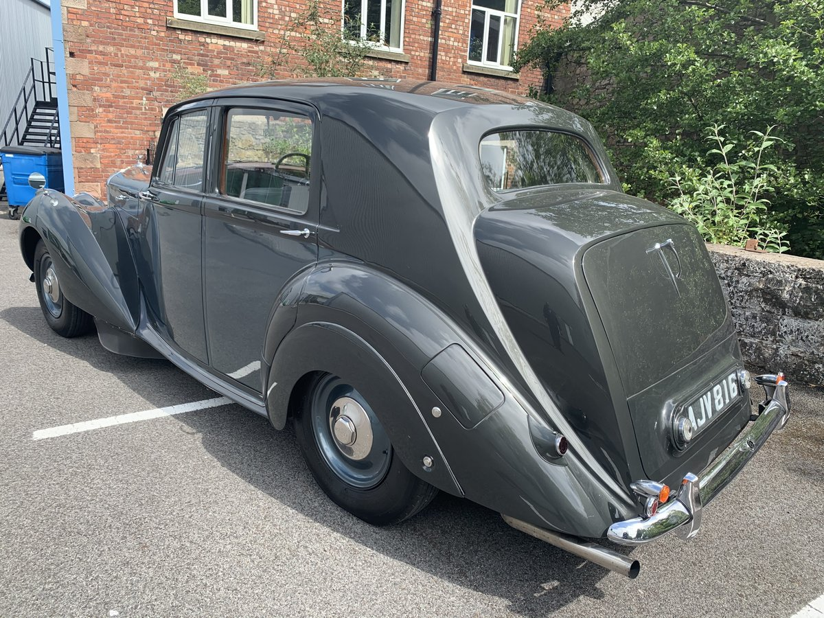 1948 BENTLEY MK6 Saloon For Sale (picture 4 of 6)