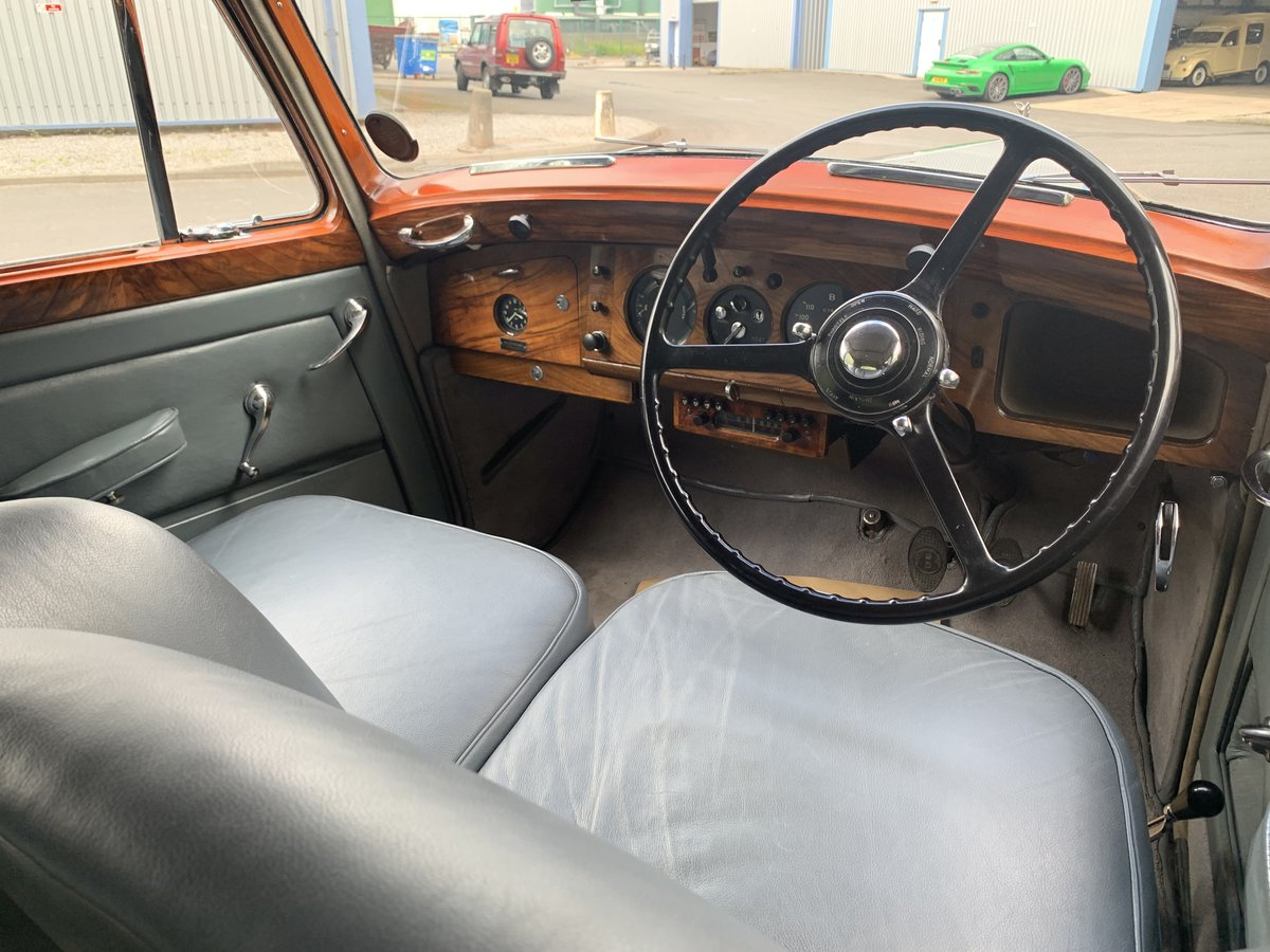 1948 BENTLEY MK6 Saloon For Sale (picture 5 of 6)