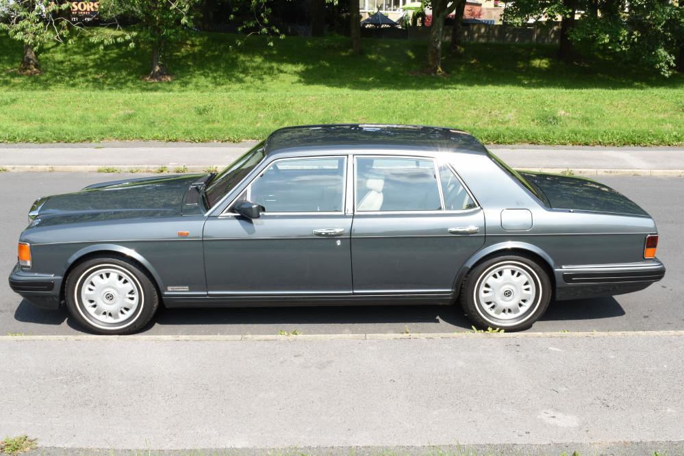 1996 Immaculate low mileage car with superb history For Sale (picture 3 of 6)