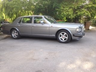 1993 Bentley Turbo R LWB for auction 16th - 17th July For Sale by Auction (picture 2 of 6)