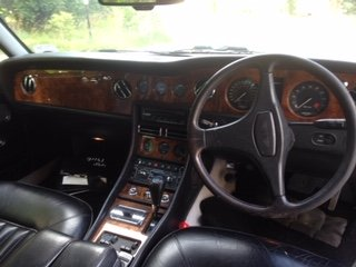 1993 Bentley Turbo R LWB for auction 16th - 17th July For Sale by Auction (picture 5 of 6)