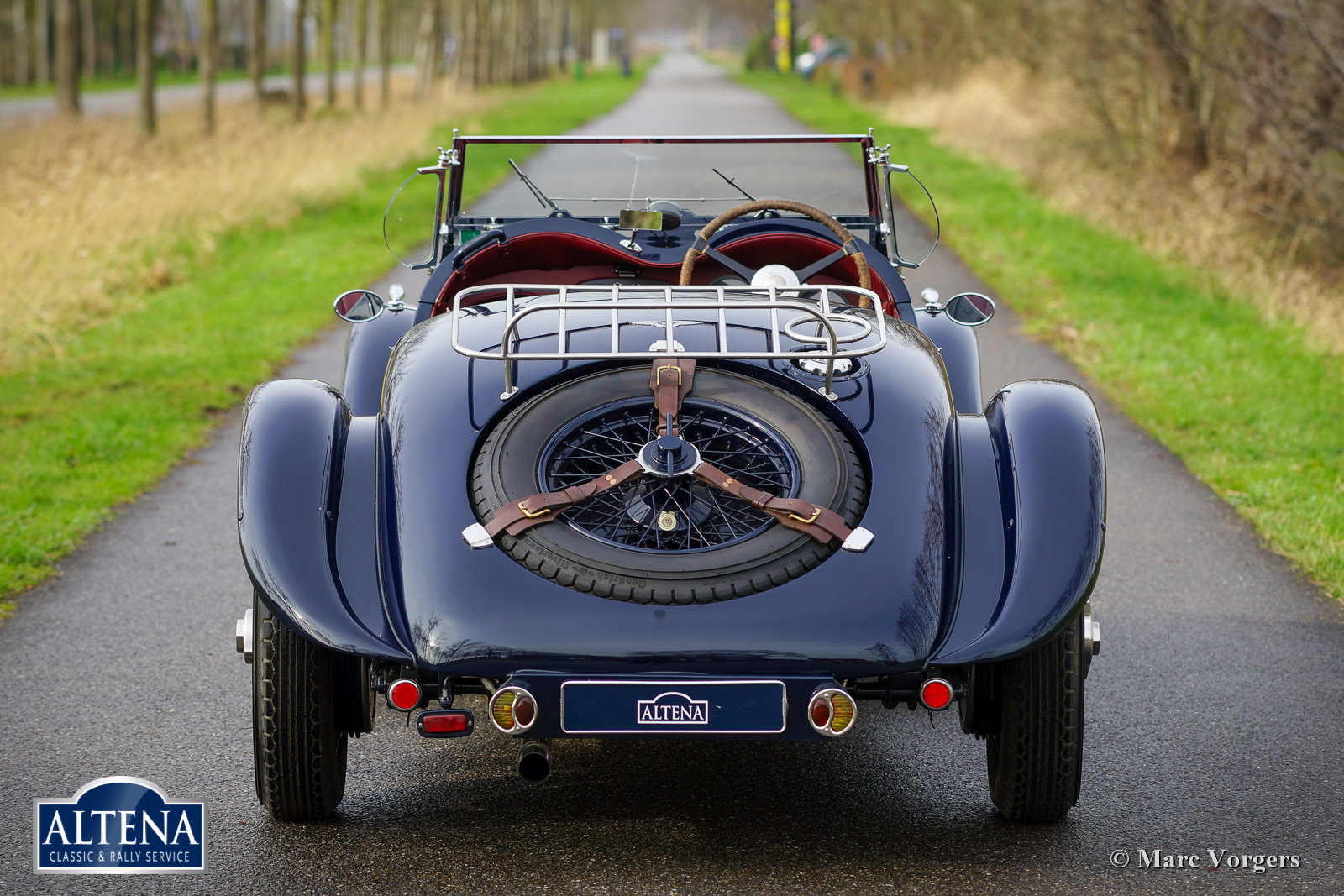 Bentley Alpine Special, 1949 For Sale (picture 5 of 6)