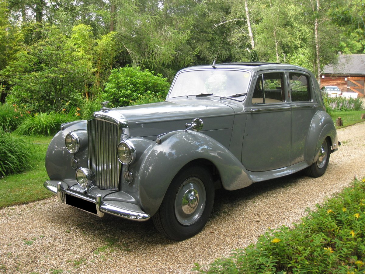 1949 Bentley MKVI Manual For Sale (picture 1 of 6)