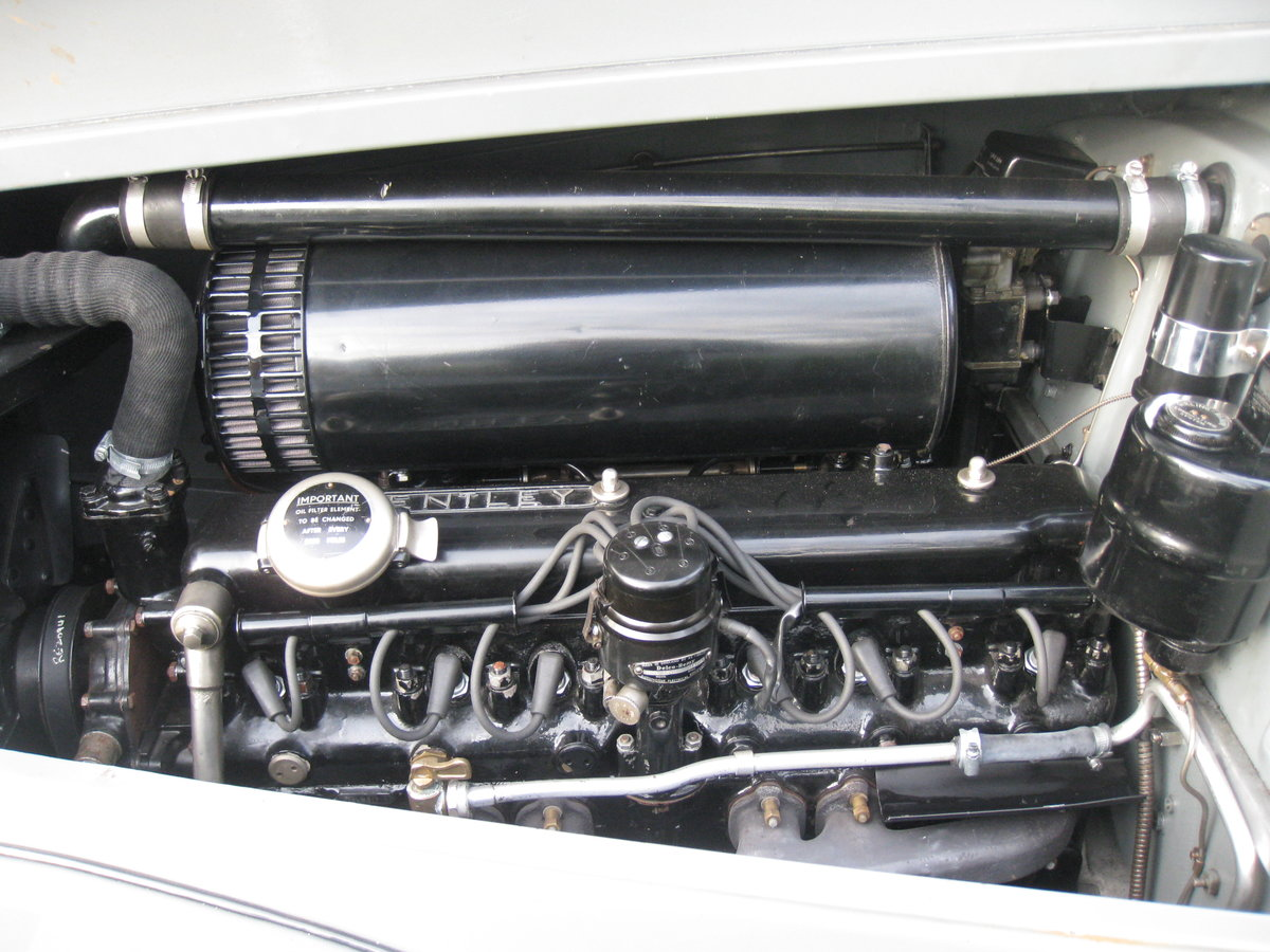 1949 Bentley MKVI Manual For Sale (picture 4 of 6)