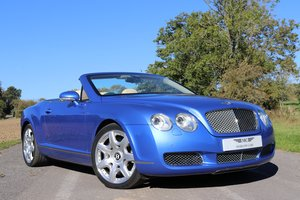 BENTLEY GTC MULLINER