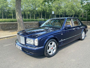 2001  Bentley Arnage Le Mans Edition 32,500 miles only